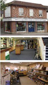 Harrison Cameras store