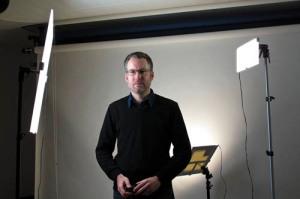 Mark Burton author of The Gadget Scientist